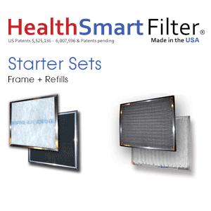 Air Sponge Furnace Filters