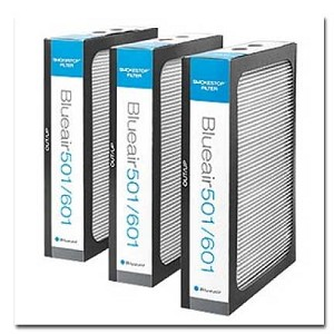 Blueair 500/600 Series SmokeStop Filter(Includes 3 Filters)
